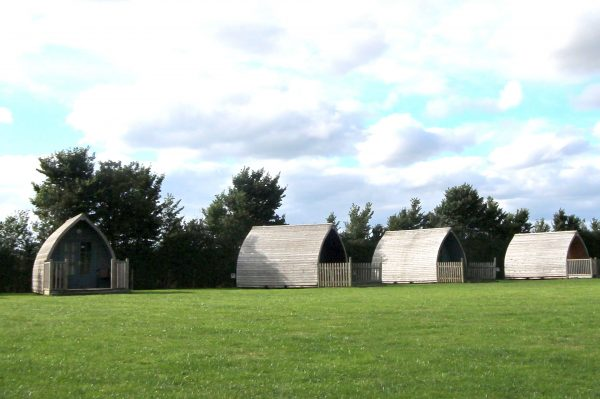 Apple Orchard Camping Pods