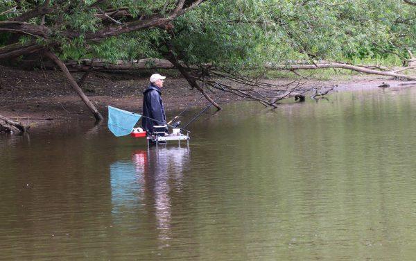 Plenty of places to enjoy fishing